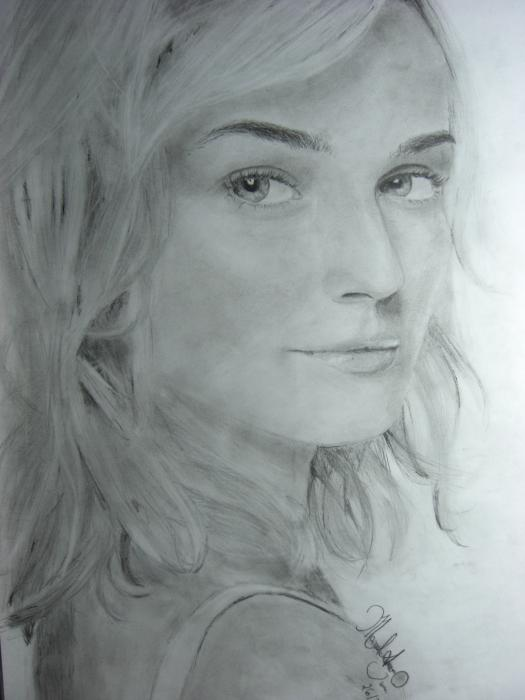 Diane Kruger by manal